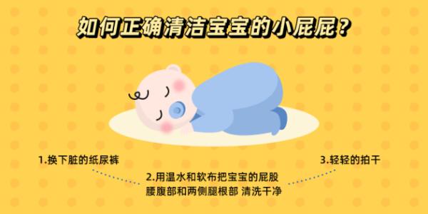 预防尿布疹,马应龙婴儿护臀膏来了