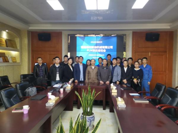 CAXA PLM助力湖南郴粮机提升粮食机械研发效率