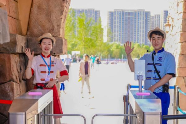 济南融创文旅城:致敬城市建设者,成为首批乐园玩家!