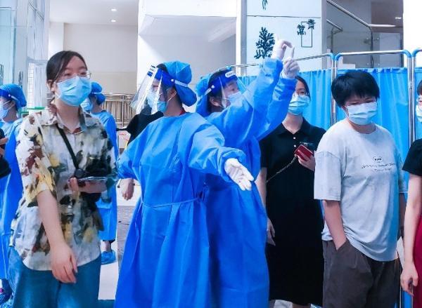 抗疫看我 我在一线|三头六臂启动全员义工倡议支援广州