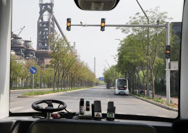 城市绿色更新创新实践——京西首家蔚来汽车旗舰店落址六工汇