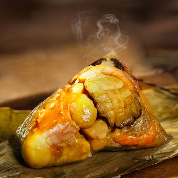 """粽子界的""""爱马仕"""",来自胖当家的端午祝福"""