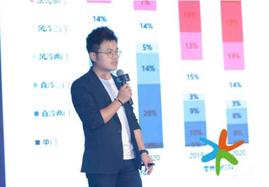 """结构升级成行业关键词,京东家电推动冰箱市场向""""新""""""""高""""发展"""