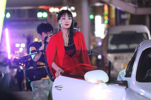 电影《疯狂的酒局》在贵阳市火热拍摄中