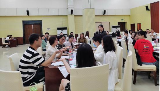 安博与长江师范学院联合举办辅导员职业策略规划教学培训