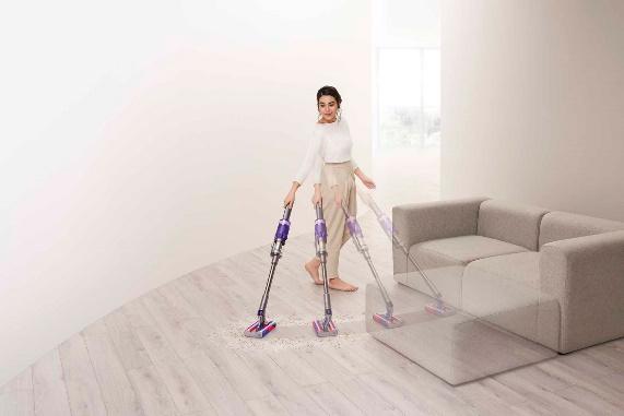科技加持 提升夏日宅家安全 强劲性能 整屋覆盖 戴森吸尘器助力夏日洁净新体验