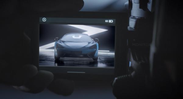 新品是车?智云稳定器新品曝光,屏幕设计相当惊艳