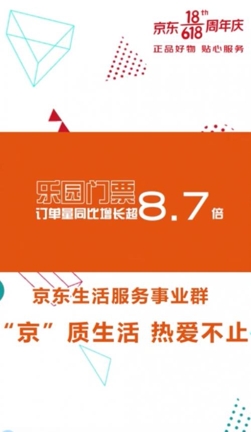 """京东618在线捡漏、远程示爱,这届消费者也太会享""""服""""了!"""