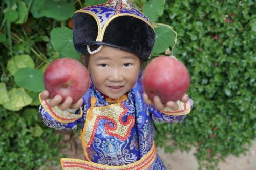 """以科学指导农业 中国三星""""分享村庄""""实现脱贫增收"""