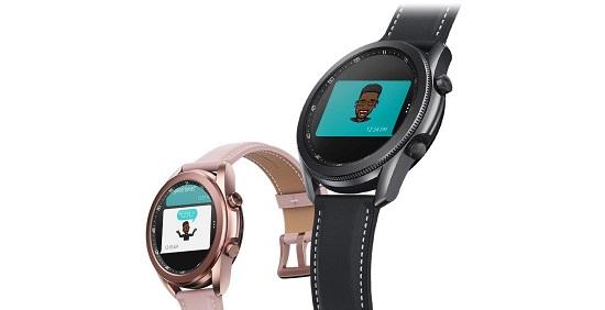 三星Galaxy Watch3:夏日盛装出行人气之选
