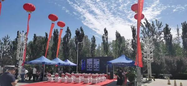 红星美凯龙在宝鼎、那边、董卿的旗舰店盛大起航 四省联袂开业!