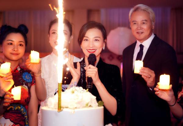 张庭庆生 祝自己17岁快乐
