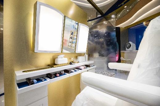 全球首间Lancaster兰嘉丝汀全新肌肤修护零售概念店 进驻三亚海旅免税城