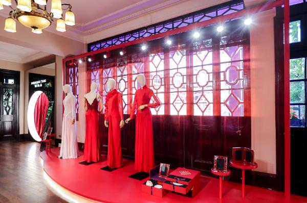 「上海滩 爱上 上海滩」:上海滩Shanghai Tang新天地品牌展开幕