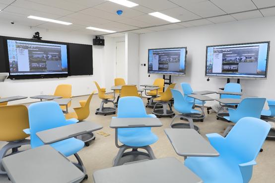 让智慧引领课堂,联通数科助力高校打造智慧教室