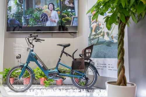 掀起绿色出行浪潮 雅迪电踏车无锡体验中心