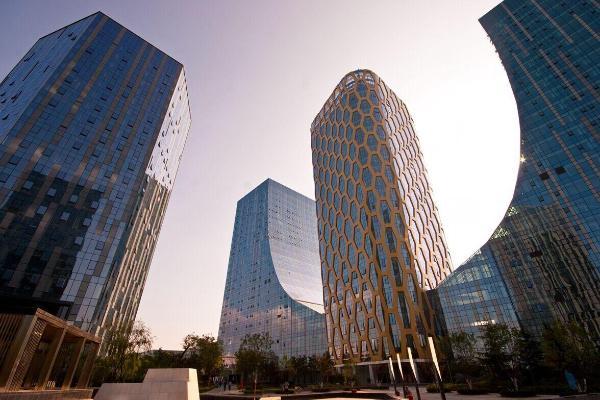 强强联合,ATLAS寰图携手迈科打造国际化金融产业园区标杆