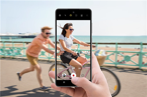 当季潮流单品 三星Galaxy A52 5G开启时尚生活