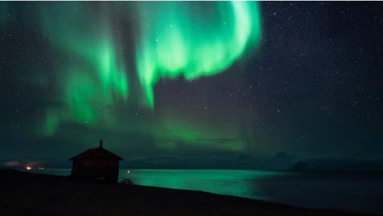 坐标北极圈 TikTok创作者在平淡中创造奇遇