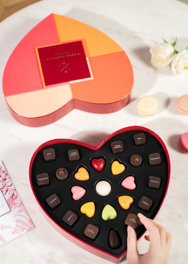 比利时高级定制巧克力Pierre Marcolini 华南首店正式开业!