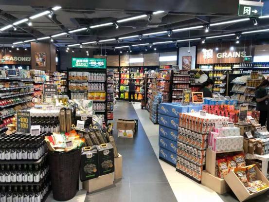 """苏果CITY泰州、淮安两店同开,打造城市购物""""强磁场"""""""