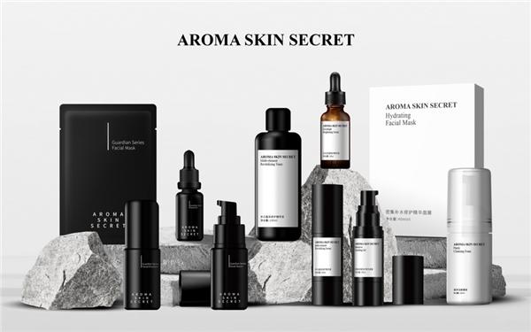 AROMA SKIN SECRET有效护肤的品牌之路