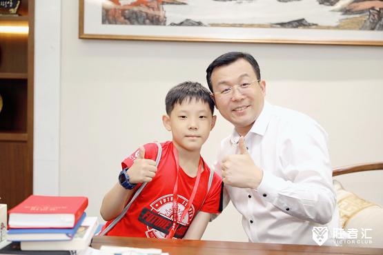 中国少年的世界样子