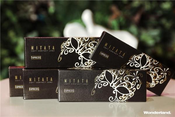 聚焦眼神交流艺术,MITATA荣获「年度最受欢迎艺术格调美瞳品牌」