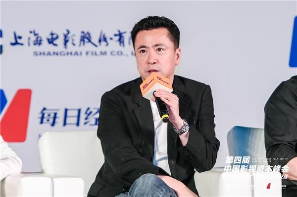 华谊兄弟王中磊亮相上影节:资本不会离场,好内容不会被埋没