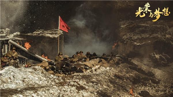《光荣与梦想》今晚燃情收官 弘扬共产党人浩气长存精神力量