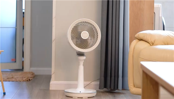 室内需要流动的自然风?空气循环扇轻松解决