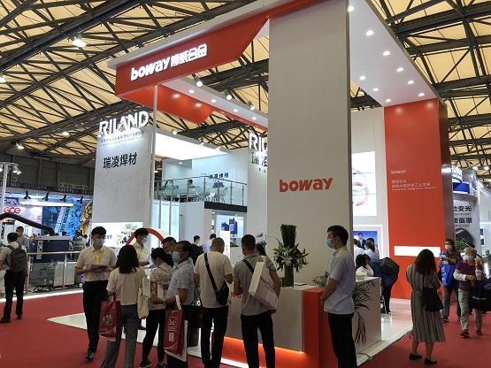 博威合金亮相埃森展,优质焊材助力焊接产业升级
