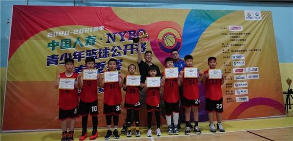 实至名归,星火纵横篮球俱乐部又双叒获奖了!