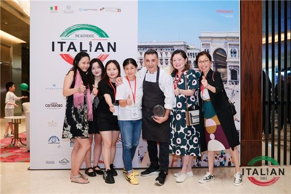 """""""正宗意大利餐桌""""于 2021年6月20日在 上海完满落幕"""
