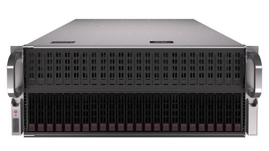 搭载英特尔至强可扩展处理器,烽火超微服务器全面赋能数字化发展