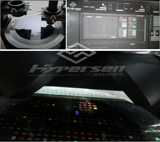 海伯森光谱共焦传感器,点线共焦赋能工业制造精密测量