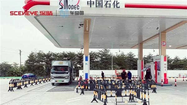 无感加油方案让油品销量提高40%-背后离不开它!