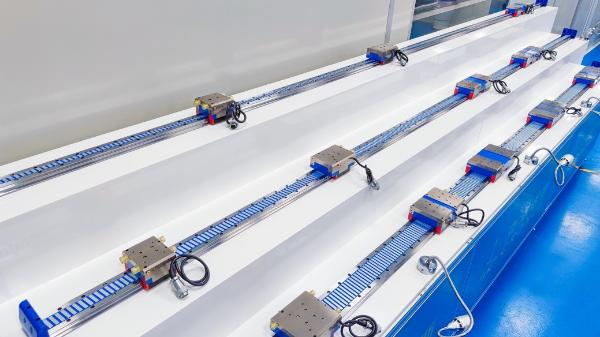 克洛诺斯小蓝动力导轨:以卓越性能成为标准化直线传动方案