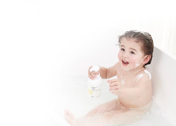 夏季宝宝皮肤护理不能少!Rainbowbaby七色蝌蚪为你的baby保驾护航
