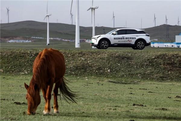 谁说电动汽车不能出远门?哪吒汽车纵横中国万里行!