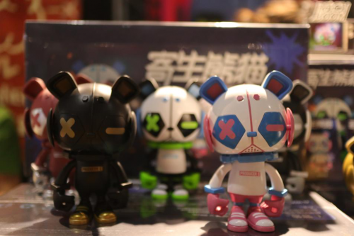随刻登陆北京、成都两地潮玩展,打造潮玩圈层用户爱好聚集地
