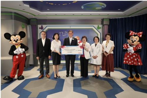 """华特迪士尼(中国)有限公司与上海迪士尼度假区启动""""全国儿科医务社会工作五年培训项目"""""""
