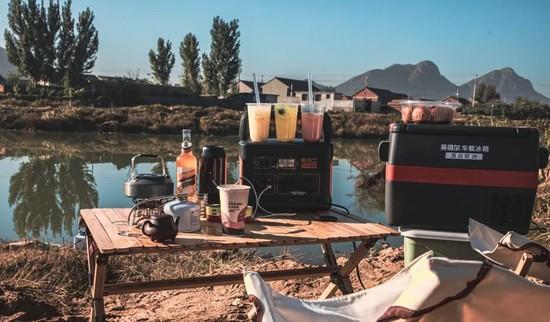 越野达人装备,车载冰箱不能少