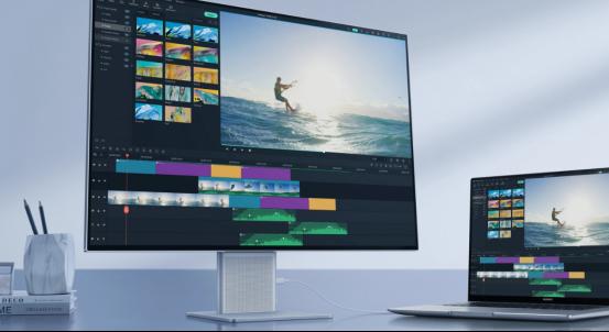 """办公、创作""""无线""""搭档,HUAWEI MateBook 16与MateView显示器开启无线投屏时代"""