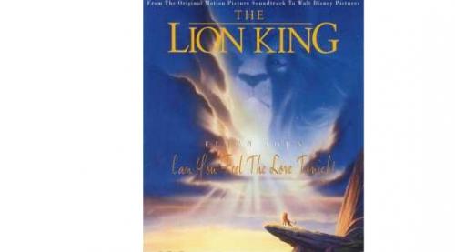 辛巴狮子王 一代人的童年音画