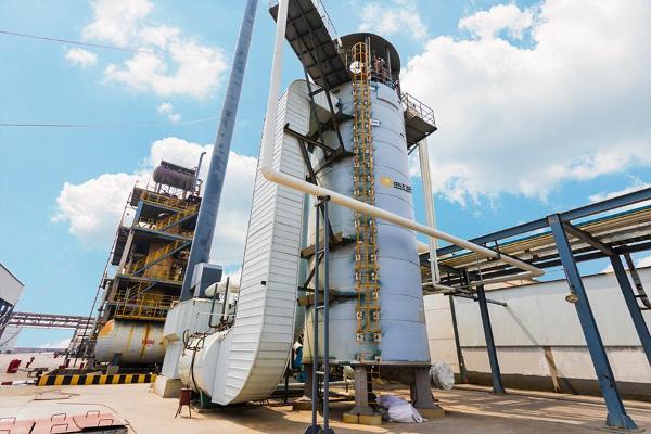 中正燃气锅炉在化工行业应用广泛 与中化集团旗下多家企业展开合作