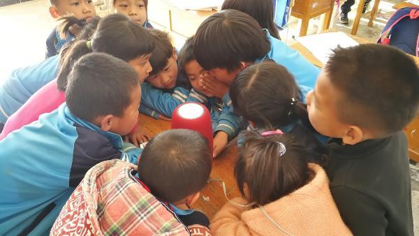 喜马拉雅智能音箱成偏远地区移动课堂,陪伴5万多名小学生成长