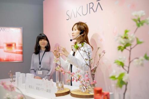 SAKURA ST深耕科技抗糖领域,与不老仙妻水谷雅子一起尽享肌肤减糖之美!