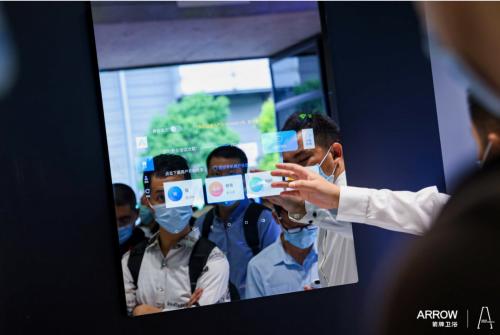 """集结前端科技和创新,箭牌家居在上海国际厨卫展展示""""生活智慧""""成果"""