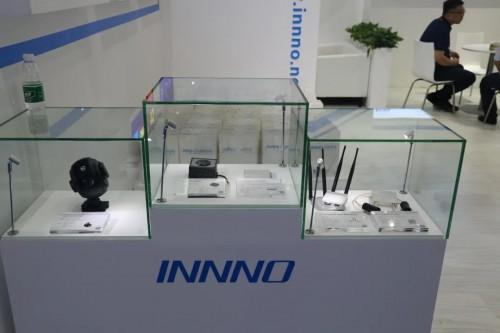 SNEC展现场|牵手电投数科,因诺科技正在参展